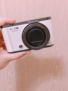 Casio Zr3500白 (可議價)