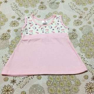 Hello kitty dress for 0-3mos