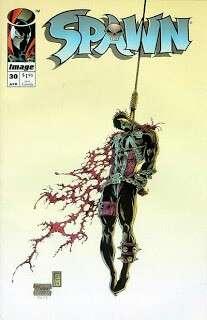 SPAWN #30 - April 1995 ( Image Comic)