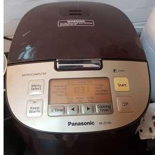 Panasonic Electric Rice Cooker