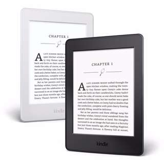 Latest Kindle Paperwhite 3 (Black & White)