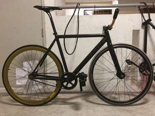 Tsunami Blackout Fixie