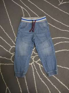 New / unisex joggers jeans