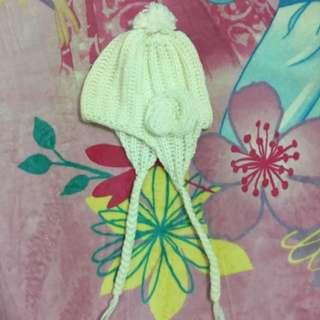 🚚 日本球球針織帽