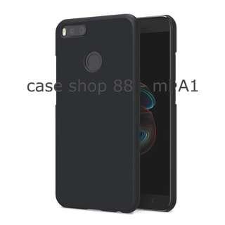 Case Slim Black Matte Xiao Mi A1 / 5X Softcase Black