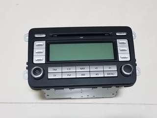 Volkswagen MP3 radio player