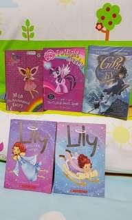 Girls' books