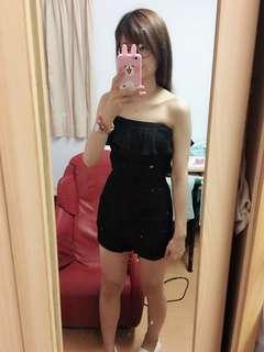 性感平口褲裙