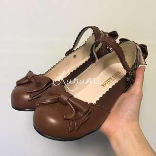 Bodyline 獨角仙lolita鞋