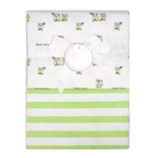 2 x Autumnz Flannel Receiving Blanket (Happy Bears)