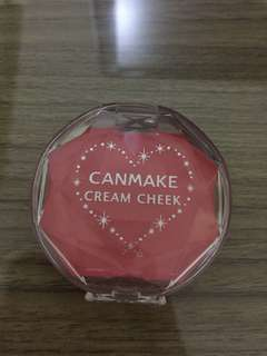 Canmake Cream Cheek Blush