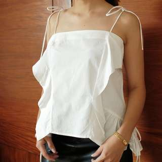 Zara Basic White Top