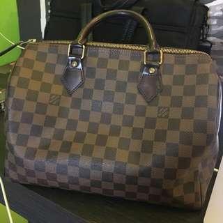 LV Speedy 30 Authentic Bag