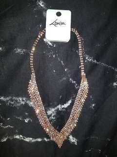 Lovisa Rose Gold Necklace