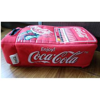 Coca Cola 紙巾套
