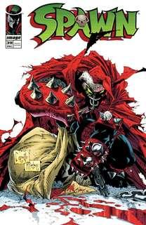 SPAWN #39 ( Image Comic)