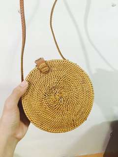 Small Rattan Bag 15cm