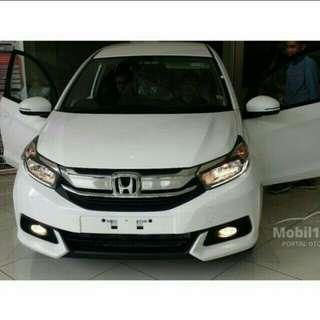 Honda mobilio S manual