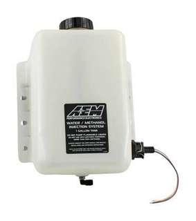 AEM water methanol one gallon tank with conductive fluid lever sensor