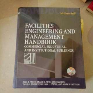 Facilities Management book