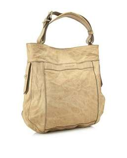 AUTHENTIC GIVENCHY MOYEN PEPE LEATHER HOBO / SHOULDER BAG - RARE
