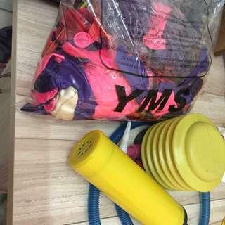 超平結婚物資  氣球 + 泵兩個