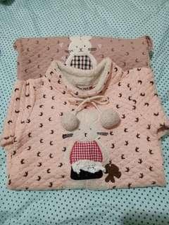 小兔子✨刷毛女童上衣