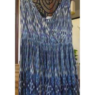 M&S maxi dress