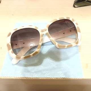 「二手」造型太陽眼鏡