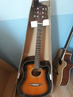 LTD ESP Xtone Acoustic Guitar with Pickup