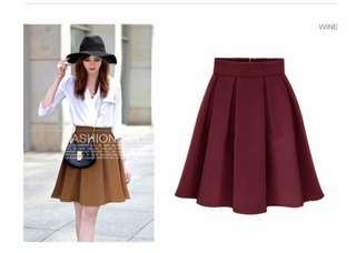 Plus size flare skirt (Size - 5XL)