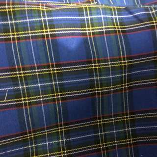Cotton fabric per meter $5 delivery by mail only