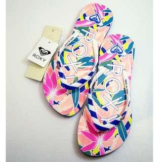 **ROXY**澳洲夾腳海灘拖鞋(MIMOSA V) 粉色