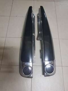 DAIHATSU MOVE REAR LAMP ( CHROME )