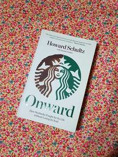 Onward- Starbucks