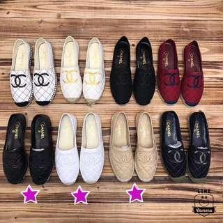 🔥Chanel香奈兒新款漁夫鞋(順豐免運)