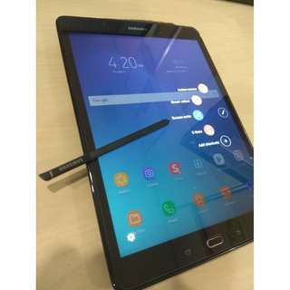 "Samsung Galaxy Tab A (9.7"" LTE) with S Pen & Bookcover"