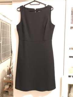 Dorothy Perkins Black A-line Dress