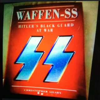 Waffen-SS - Hitler's Black Guard At War