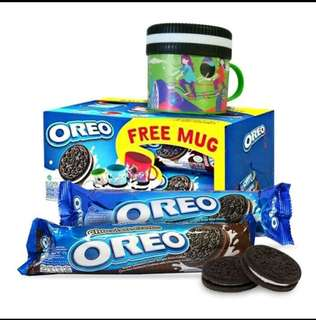 Oreo free mug