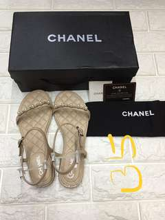 Chanel high end quality size 35