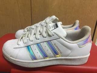 Authentic Adidas Superstar Hologram