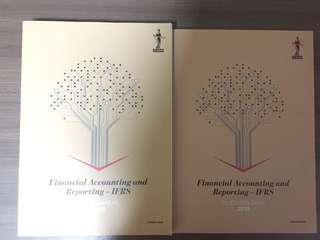ICAEW Financial Accounting and Reporting - IFRS
