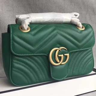 Gucci GG Marmont Shoulder Bag (Just look at the price without looking at quality.Please bypass,Tq)