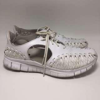 Nike ORI Free Inneva Woven SP 5.0 White 813069-111 SZ 39