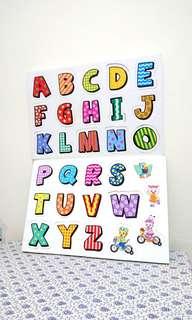 巧虎ABC英文認知學習玩具