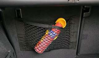 Extra car boot storage system