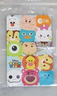 🍒 Tsum Tsum  Ezlink Card🍒                           🍒Brand New With Stored Value $7 🍒                                          💙FREE MAILING 💙