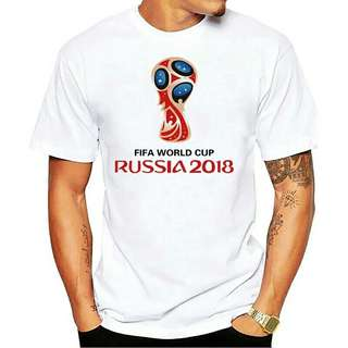 Russia 2018 FIFA world cup t shirts