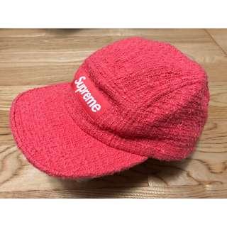 Supreme 5 panel cap 五分帽 特殊色 特殊材質 真品 正品